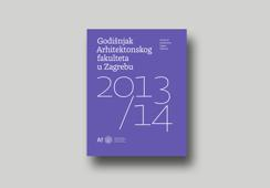 Faculty of Architecture Zagreb Yearbook 2013/14